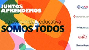 Juntos Aprendemos, un programa para fortalecer el sistema educativo colombiano