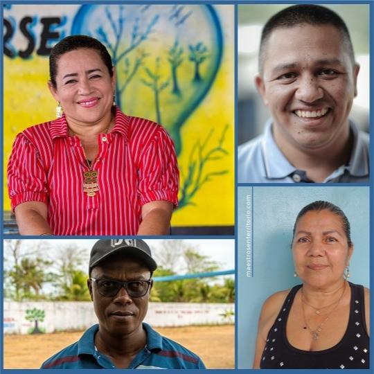 Rostros / maestrosenterritorio.com