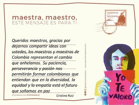 #YoTeValoro