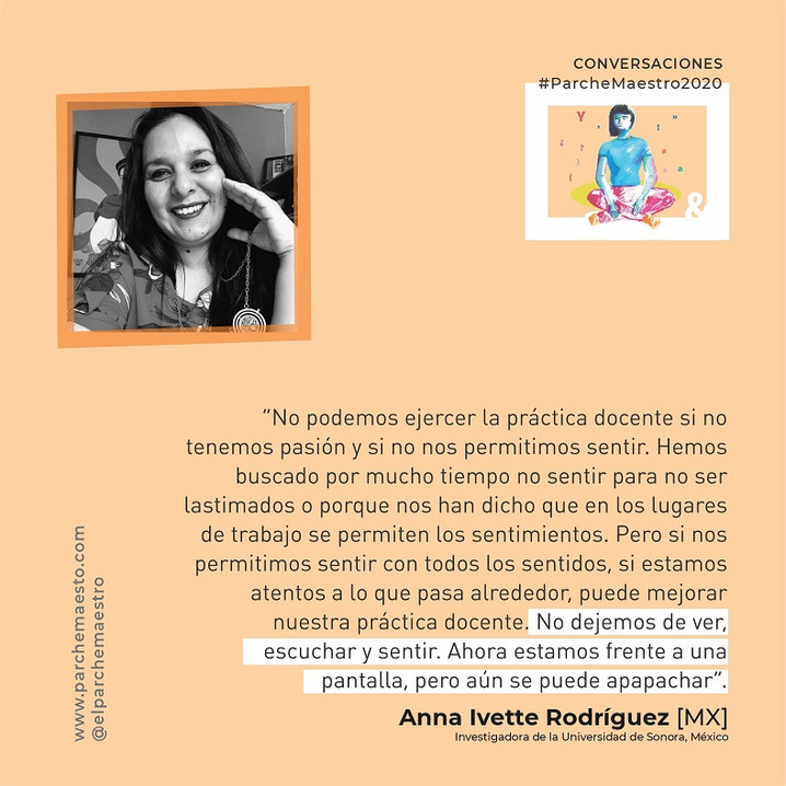 Conversaciones | Anna Ivette Rodríguez
