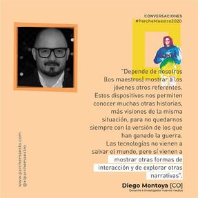 Conversaciones | Diego Montoya