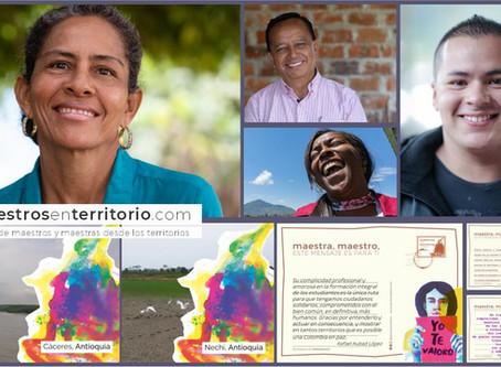 maestroenterritorio.com, un reconocimiento a lo diverso, a lo común