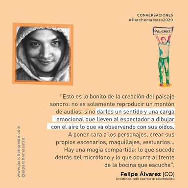 Conversaciones | Felipe Álvarez