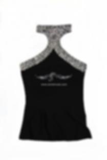 Female Anglelights Logo Dressy Tee 1.png