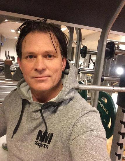 Enkel träning med Pontus Kåmark