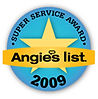 Angie's List Supe Service Award