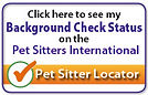 background checked dog walker