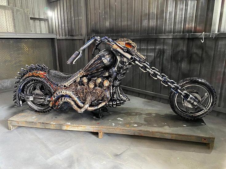 Chopper Ghost Rider