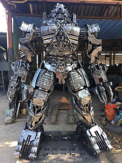 Transfomers Megatron 250cm