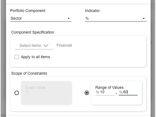 Introducing the Constraints Feature