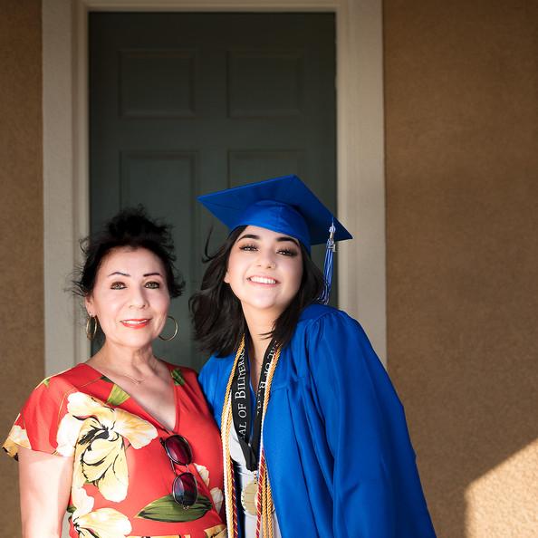 2021 High School Graduate.