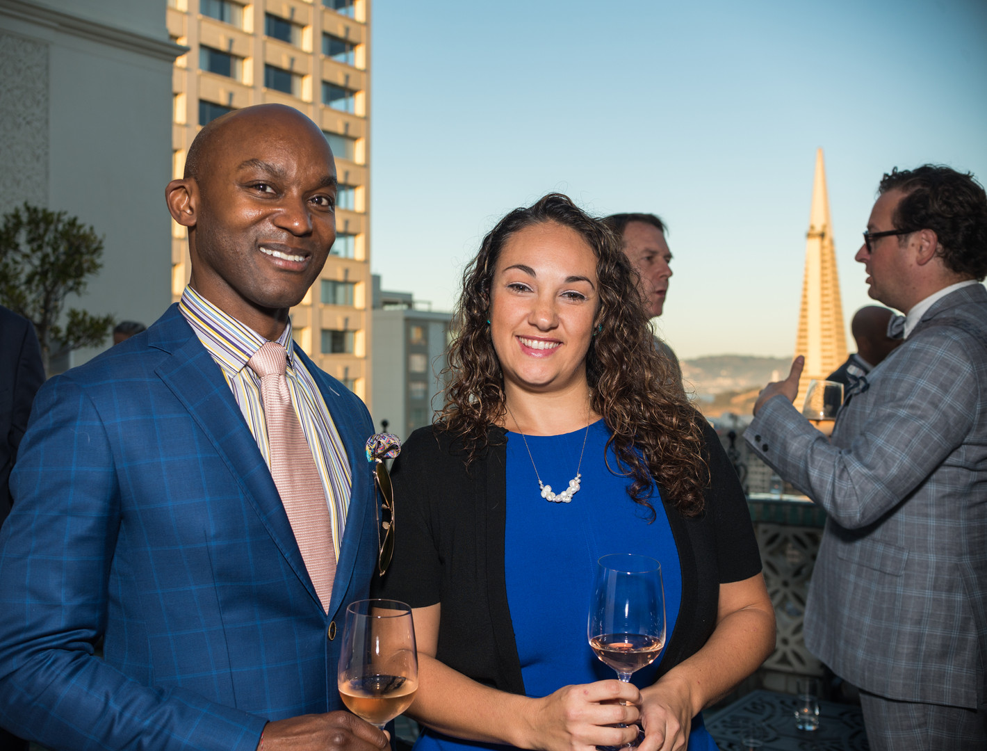 Corporate photography-Accor Hotels - The Fairmont, San Francisco