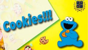 Cookies de xocolata i nous.