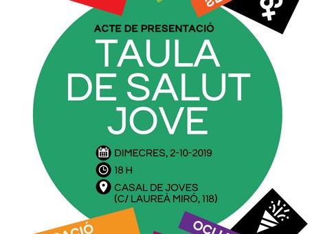 TAULA DE SALUT JOVE