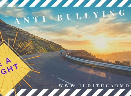 Anti Bullying - Be a Light Worker  #peace #education