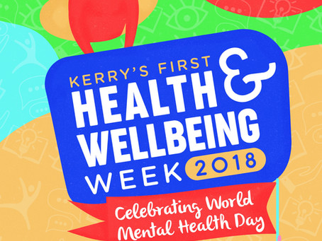 Kerry's first Health & Wellbeing Week