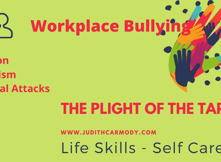 Workplace Bullying - Support the Target