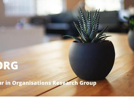 Judith member of Behaviour in Organisations Research Group - University of Limerick