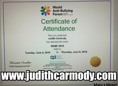 World Anti Bullying Forum 2019