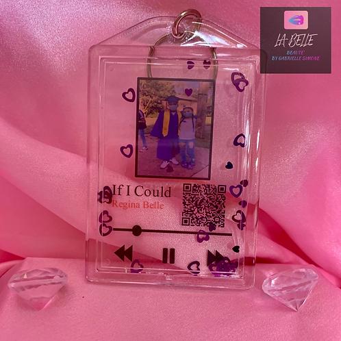Love Song Keychain