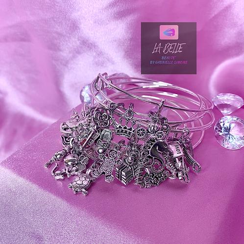 Basic Silver Bracelets
