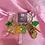 Thumbnail: Green Chanel Bag