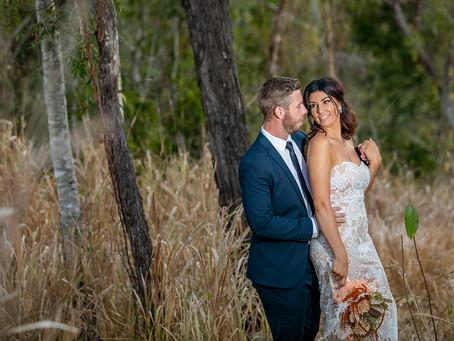 Shamika and Jake's Wedding Day