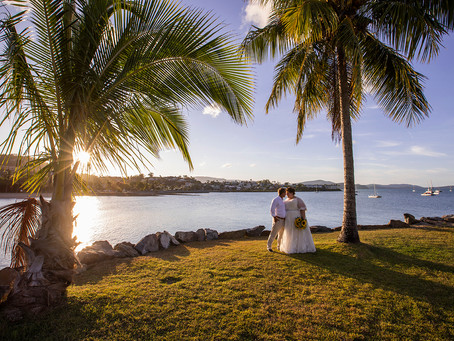 Kathleen and Aaron's Sunset Wedding at The Sailing Club