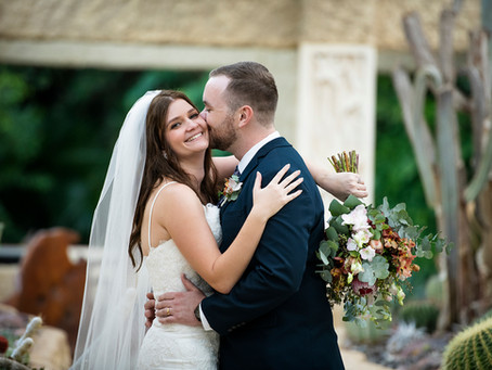 Nicole and Jake |  Villa Botanica Wedding