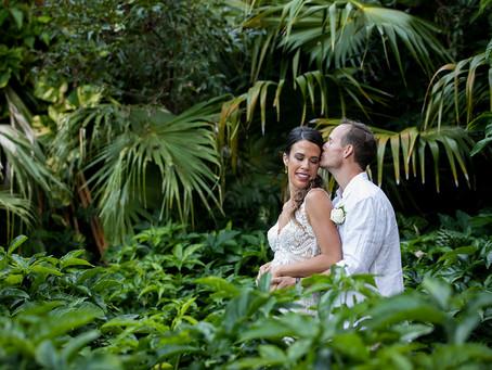 Jenna and Nick | Villa Botanica Wedding