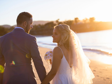 Kymberley and Michael | Villa Botanica Wedding