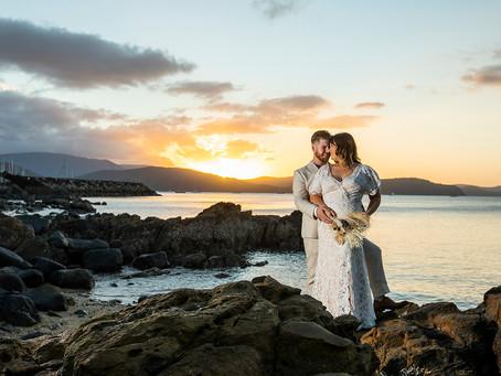 Danielle and Harri | Coral Sea Resort Wedding