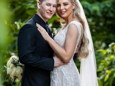 Samantha and Paul | Villa Botanica