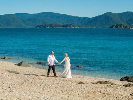 Sally and Daniel | Daydream Island Wedding