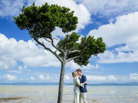 Caroline and Adrian | Hayman Island Wedding