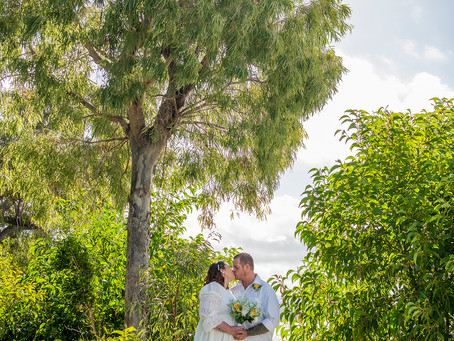 Amy and James | Whitehaven Beach