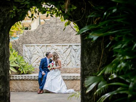 Debbie and Matt | Villa Botanica