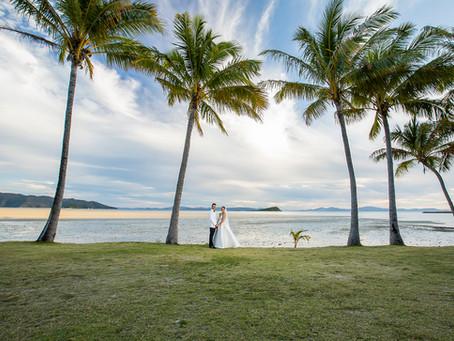 Anna and Peter | Hayman Island Wedding