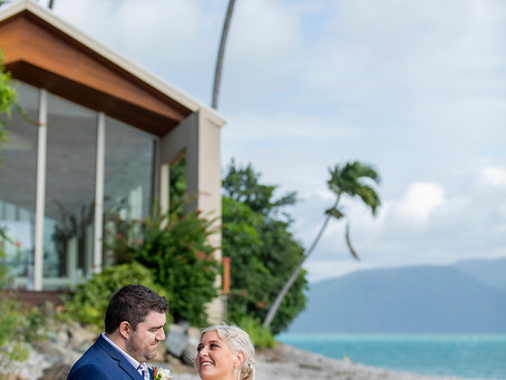 Megan and Christopher |  Daydream Island