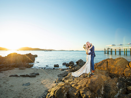 Narelle and Phil  | Coral Sea Resort Wedding
