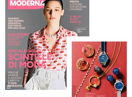 Gli editoriali di Donna Moderna con gli accessori Ballsmania
