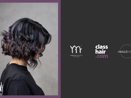 Class Hair Academy & il design di Mirta