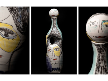 La Galleria #ARTBALLSMANIA - Monica Antonelli