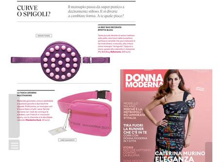 Bag firmate dal design di Mirta Frosini