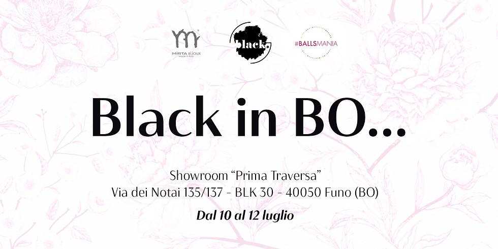 Black in BO...