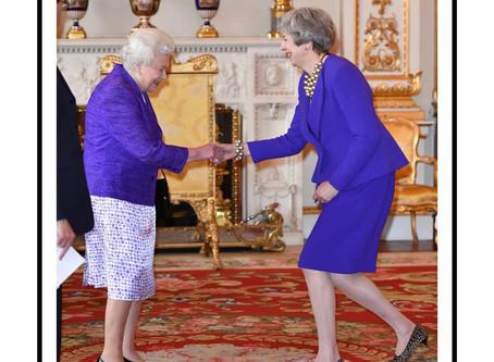Theresa May Style with Ballsmania