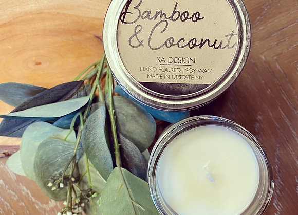 Bamboo & Coconut