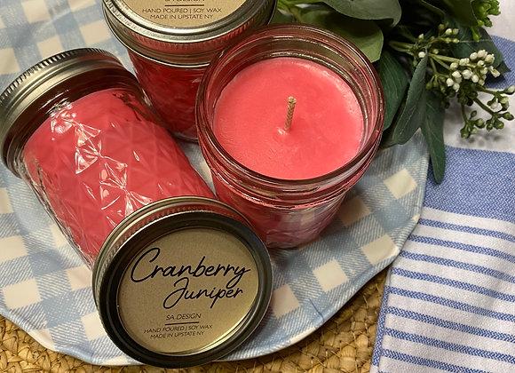 Cranberry Juniper