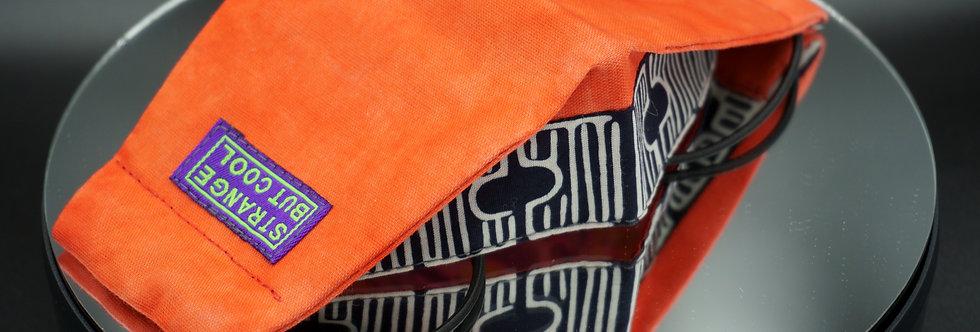 JoY in Orange and Black