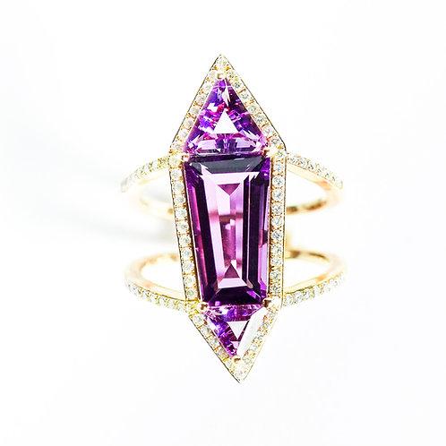 """""""Cordelia"""" Ring"""